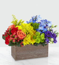 The FTD®Color of Love™ Bouquet