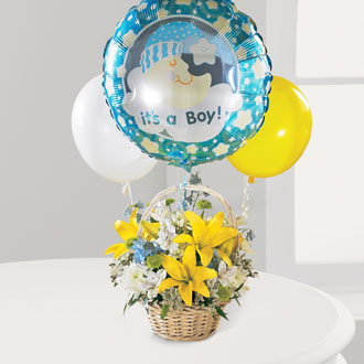 The FTD® Boys Are Best!™ Bouquet