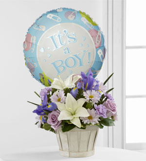 Le bouquet Boys Are Best!™ de FTD®