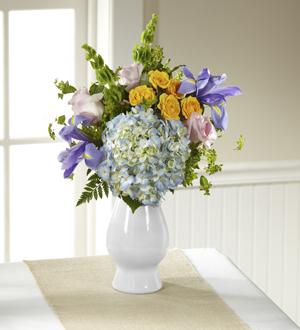 Le bouquet BienvenueMC de FTD®