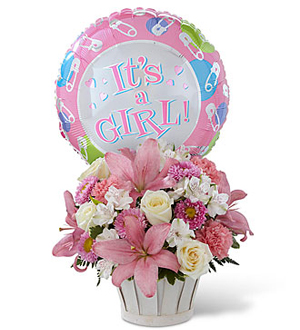 The FTD Girls are Great! Bouquet