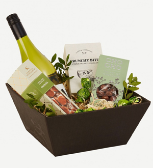 Gift Basket Filled with Temptations