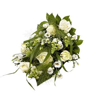 Funeral Spray Florist's Choice