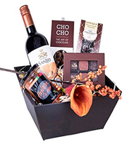 Gift Box for the Sweet Tooth, florist's choice