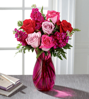 The FTD® Pure Romance™ Rose Bouquet