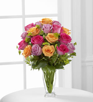 Le bouquet de roses Pure Enchantment™ de FTD®