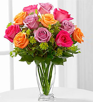 The Pure Enchantment Rose Bouquet by FTD