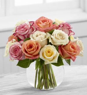 Le bouquet de roses Sundance™ de FTD®