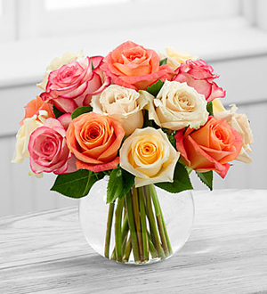 The Sundance™ Rose Bouquet by FTD®