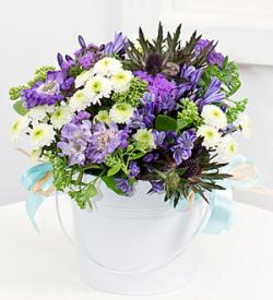 Stems And Vines Floral Studio Blue Dream Waite Park, MN