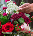 Holiday Florist Designed Bouquet $59.99