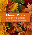 Florist Designed Fall Bouquet