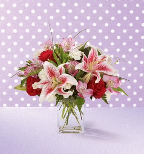 Bouquet avec vous à mon bras