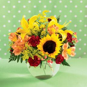 Autumn\'s Majesty Bouquet