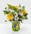 The FTD® Hello Sun™ Bouquet