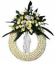 Arrangement en couronne