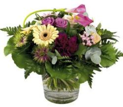 Bouquet of Mixed Cut Flowers no vase