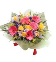 Ramo de Flores Mixtas Cortadas