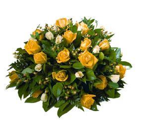 Arrangement de souhait de sympathie (vase non inclus)
