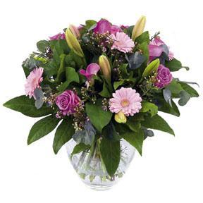 Mixte Bouquet Rose