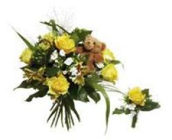 Baby Birth Bouquet