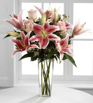 The FTD® Simple Perfection® Bouquet by BHG®