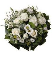 Mixed Bouquet in White Shades