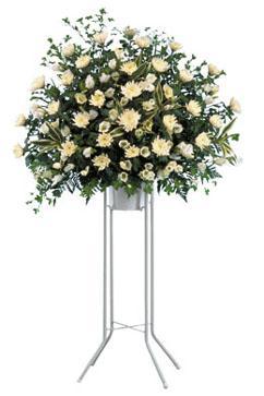 Corbeille funéraire