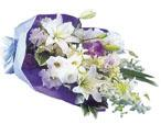 Bouquet de Condolencias Blanco