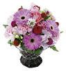 Seasonal Arrangement red & pink