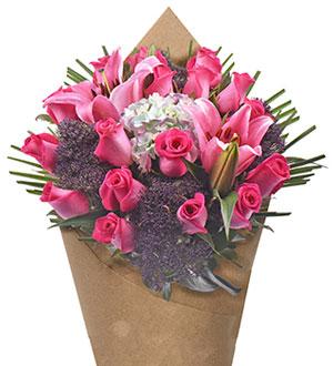 Bloom Haus Noble Rose Bouquet