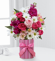 The FTD®Little Miracle™Bouquet - Girl