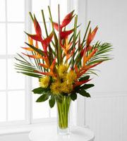 Striking Luxury Tropical Bouquet