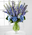Honestly Luxury Delphinium & Hydrangea Bouquet