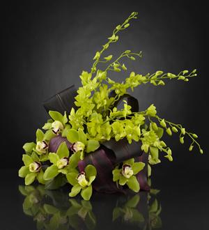 Le Bouquet Luxueux FTD, Eclat du Soir