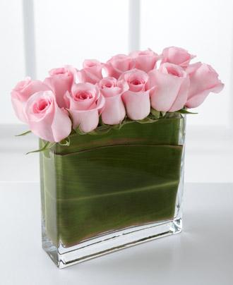 Le Bouquet de Rose Rose Eloquent™ de FTD®