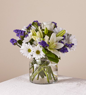 The FTD® Beyond Blue Bouquet