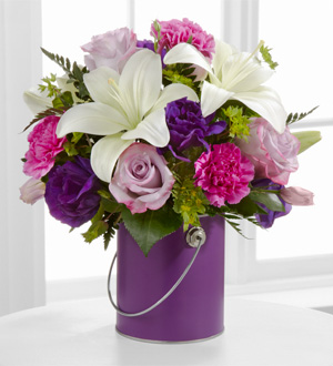 The FTD® Color Your Day With Beauty™ Bouquet