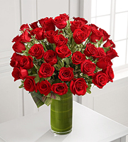 Bouquet de roses Fate Luxury