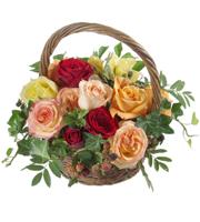 Sweet Happiness Basket