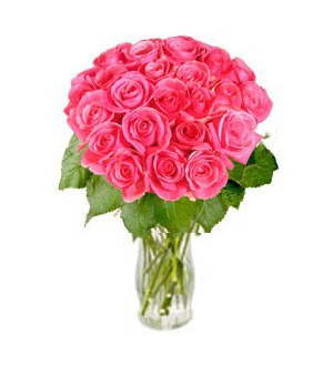 Bunch of Pink Roses \