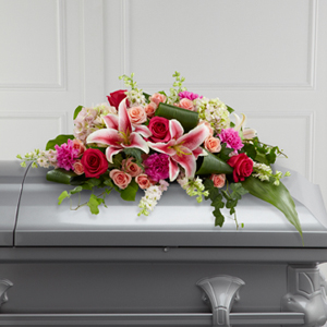 The FTD® Splendid Grace™ Casket Spray