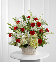 Red roses & other flowers for delivery same day to funeral homes, businesses & homes local & worldwide with Sunnyslope Floral, your delivery specialists