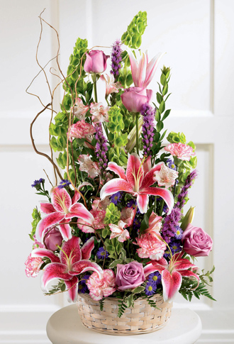 The FTD® All Things Bright™ Arrangement