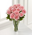 The FTD® Pink Rose Bouquet