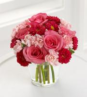 The FTD® Precious Heart™ Bouquet