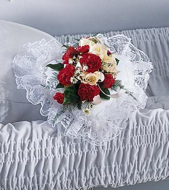 The FTD® Heartfelt™ Casket Adornment