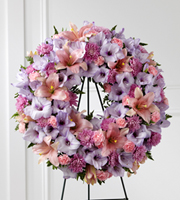 The FTD® Beloved Friend™ Wreath