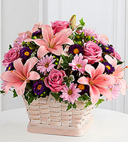 The FTD Loving Sympathy Basket