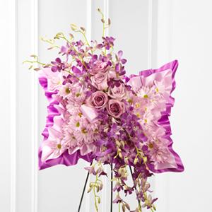 Le Coussin Floral FTD® Repos Simplement™